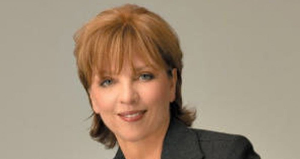 2. Bestselling-romance author Nora Roberts