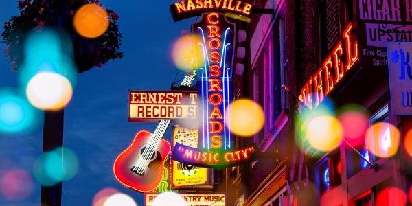 3. Nashville, Tenn.