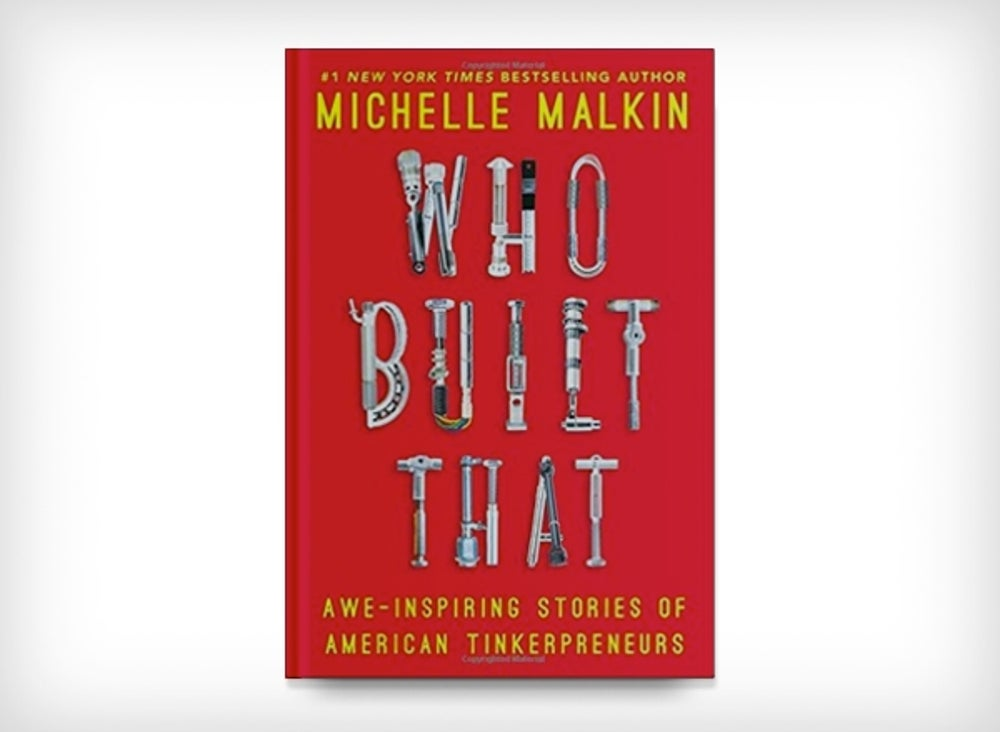 2. Who Built That: Awe-Inspiring Stories of American Tinkerpreneurs