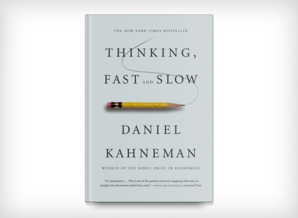 8. Thinking, Fast and Slow