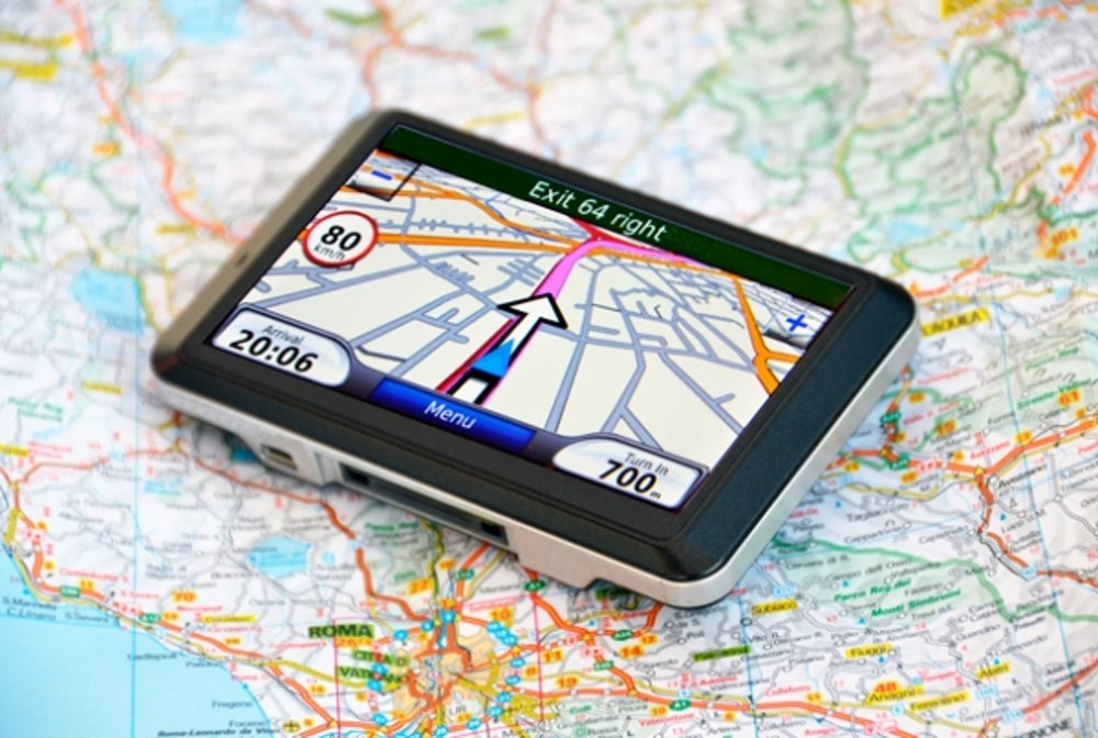 2. Crazy accurate GPS.