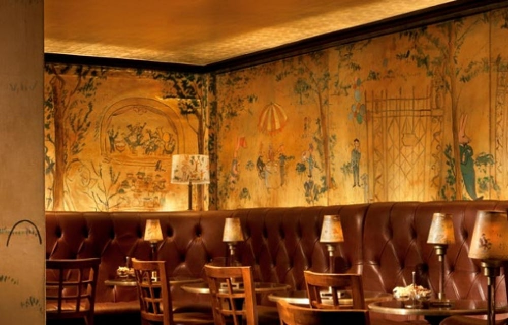 Bemelmans Bar at The Carlyle Hotel (New York, NY)