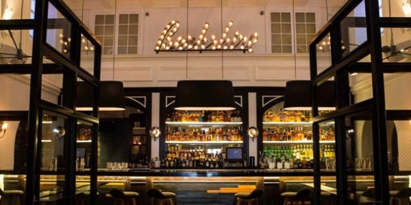 The Berkshire Room at the Acme Hotel (Chicago, IL)