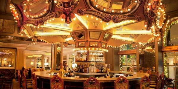 The Carousel Bar at Hotel Monteleone (New Orleans, LA)