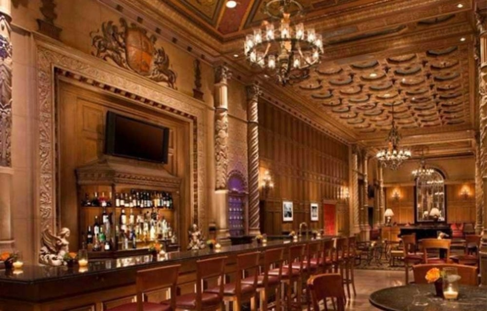 Gallery Bar and Cognac Room at the Millennium Biltmore Hotel (Los Angeles, CA)