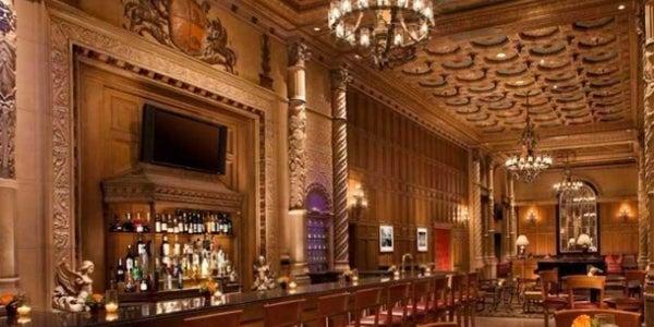 Gallery Bar and Cognac Room at the Millennium Biltmore Hotel (Los Angeles, CA)