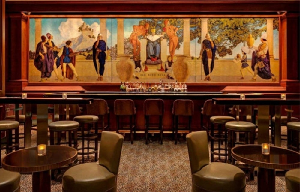 King Cole Bar at the St. Regis New York (New York, NY)