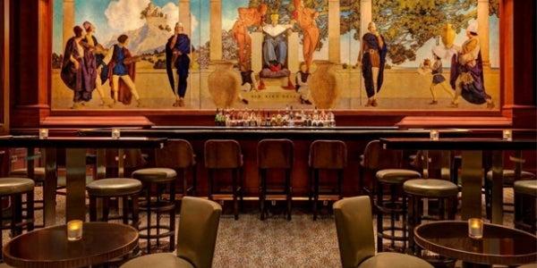 King Cole Bar at the St. Regis New York (New York, NY)