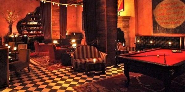 Rose Bar at the Gramercy Park Hotel (New York, NY)