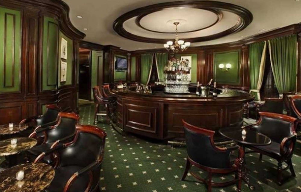 Round Robin Bar at the Willard Intercontinental (Washington, DC)