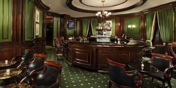 Round Robin Bar at the Willard Intercontinental (Washington, DC)