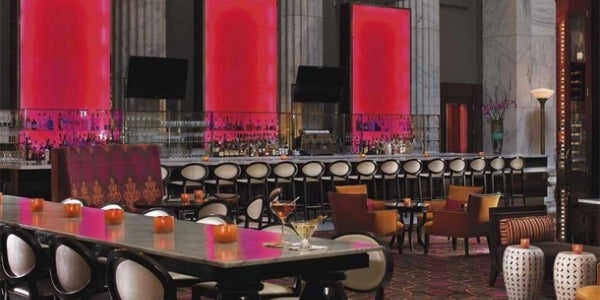 10 Arts Lounge at The Ritz-Carlton (Philadelphia, PA)