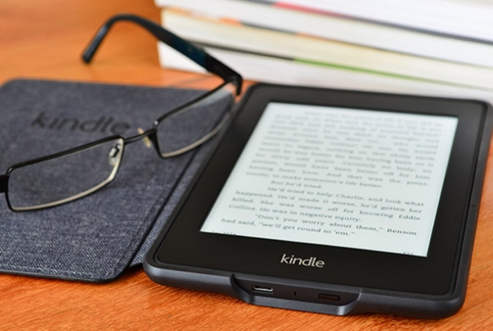 6. The Kindle initially had another name, too.