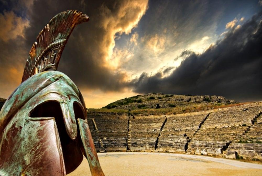 13. 'Gladiator culture.'