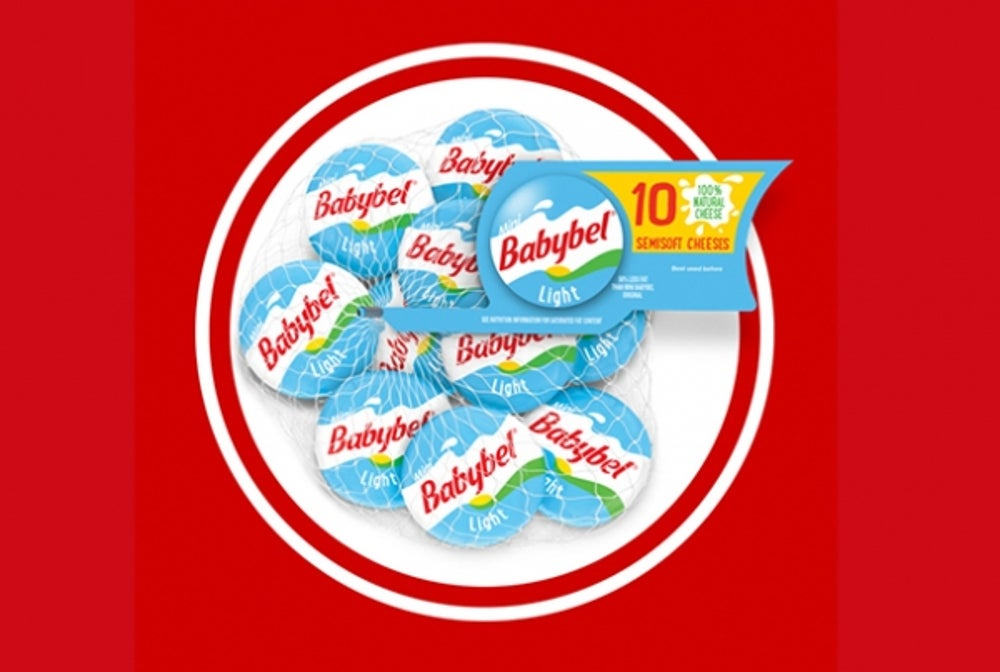 6. Babybel Light Cheese