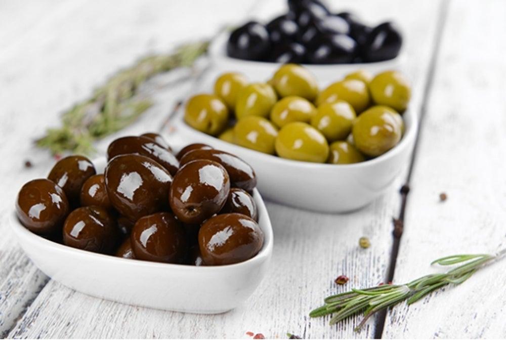 10. Olives