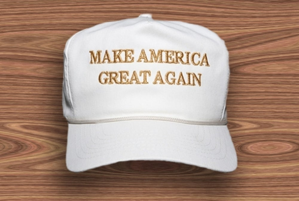 Donald Trump's 'Make America Great Again' Cap