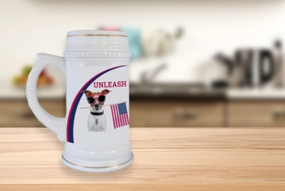 Rand Paul's Beer Steins