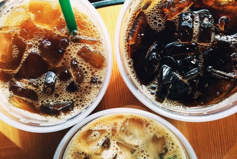 6. Starbucks Cold Brew