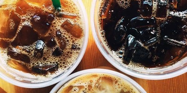 6. Starbucks Cold Brew