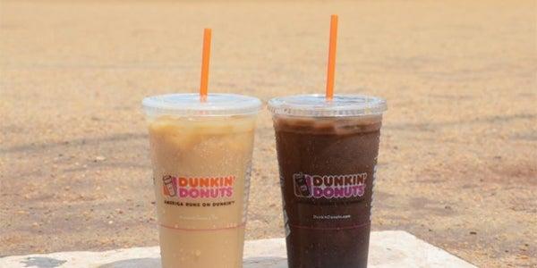 7. Dunkin' Donuts