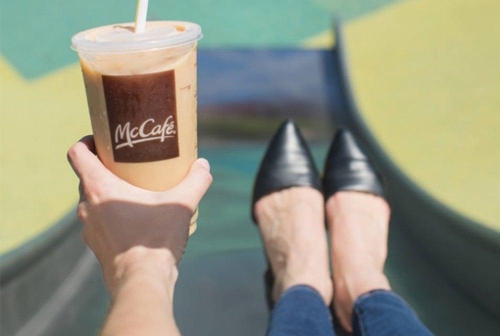 4. McDonald's McCafe