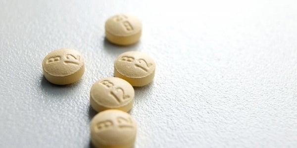 Load up on B vitamins