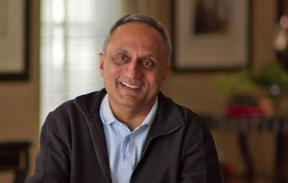 Manoj Bhargava, who has promised to donate 90% of his fortune, focuses his charitable work on alleviating human suffering.