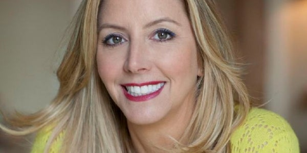 Sara Blakely has made it her life's work to help women.