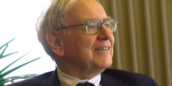 Warren Buffett pledged to give away more than 99% of his riches and has already donated over $21.5 billion.
