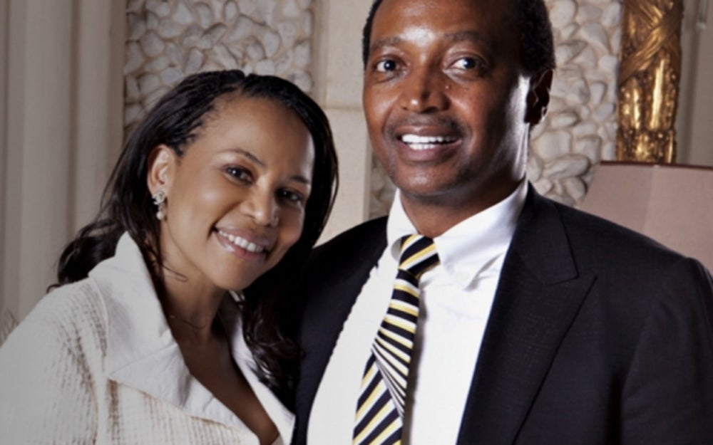Patrice and Precious Motsepe are aiding marginalized and disadvantaged South Africans.