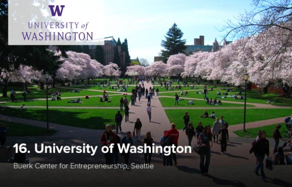 16. University of Washington
