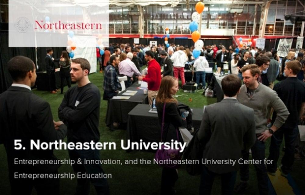5. Northeastern University