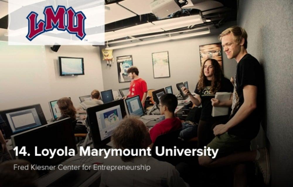 14. Loyola Marymount University