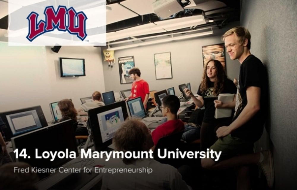 14. Loyola Marymount University