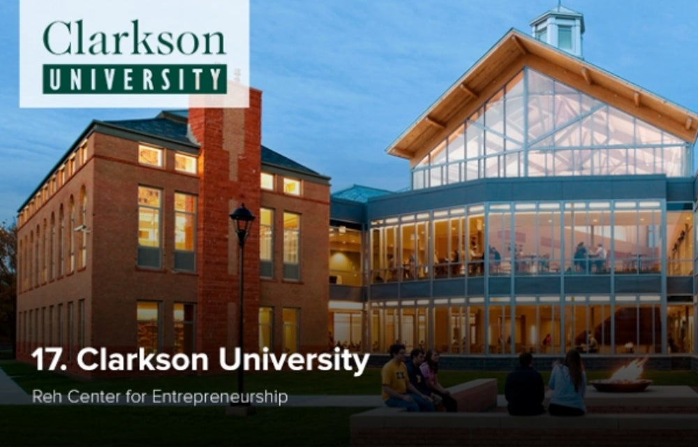 17. Clarkson University