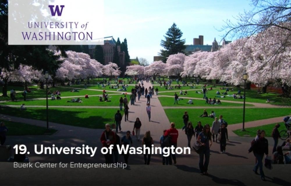 19. University of Washington