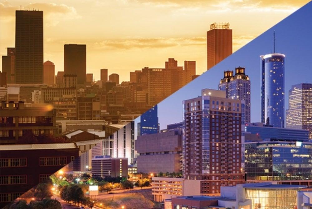 4. Johannesburg to Atlanta