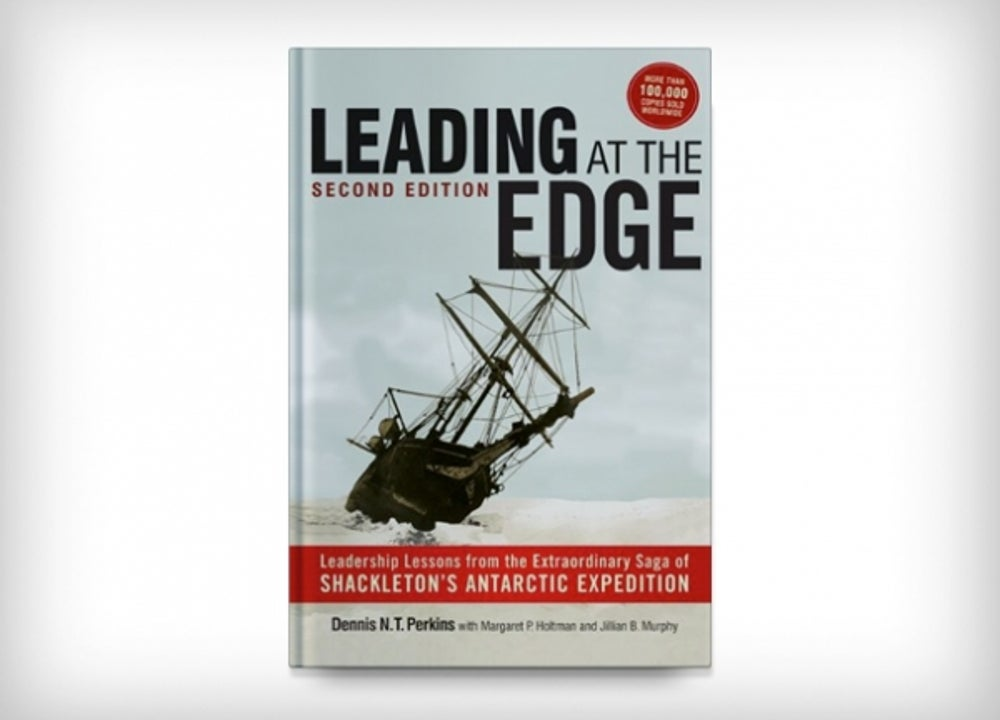 3. Leading at The Edge by Dennis N.T. Perkins