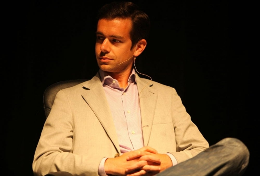 Jack Dorsey, founder and CEO of Twitter and Square