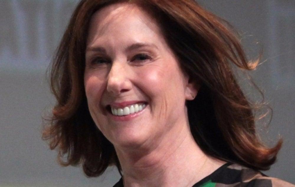 Kathleen Kennedy, president of Lucasfilm
