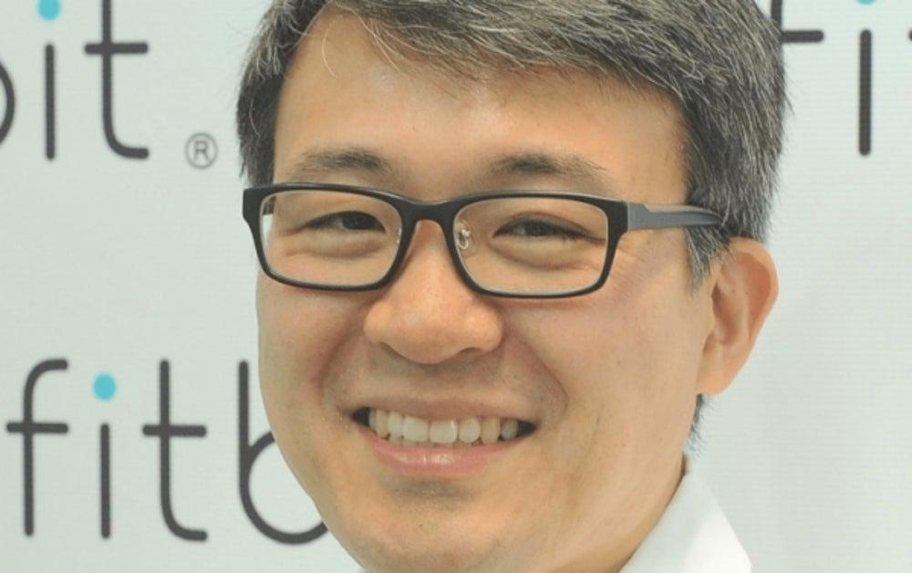 James Park, CEO of Fitbit