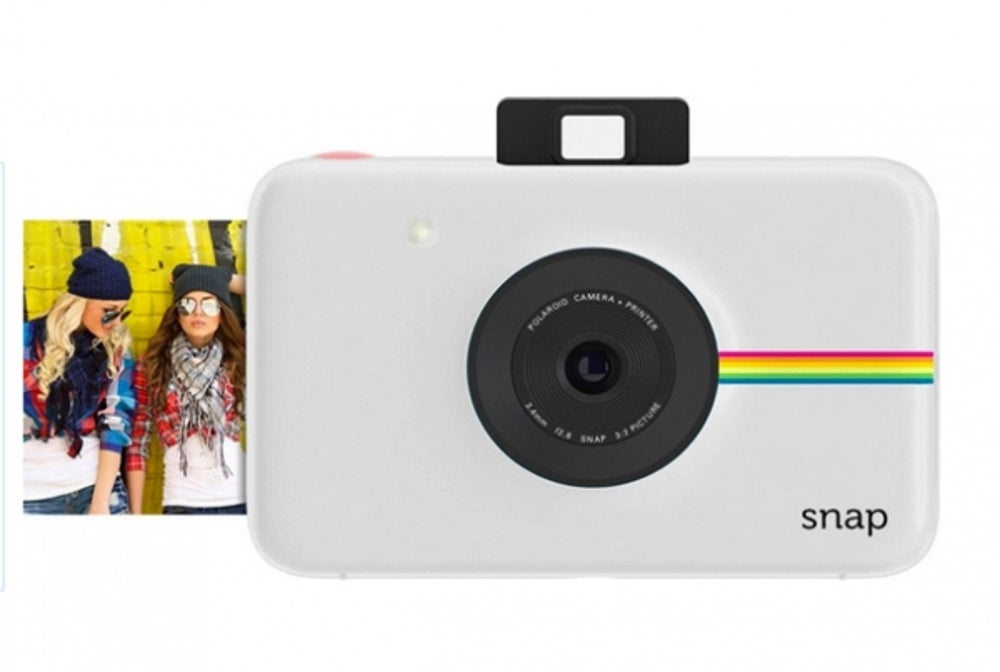 6. Polaroid Snap