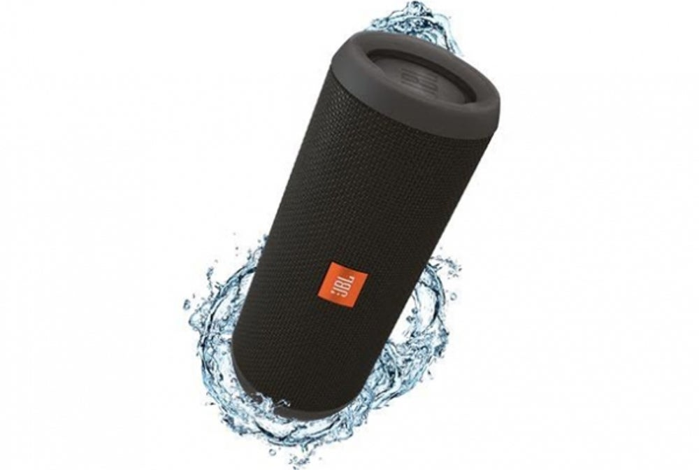 9. JBL Flip 3 Splashproof Bluetooth Speaker
