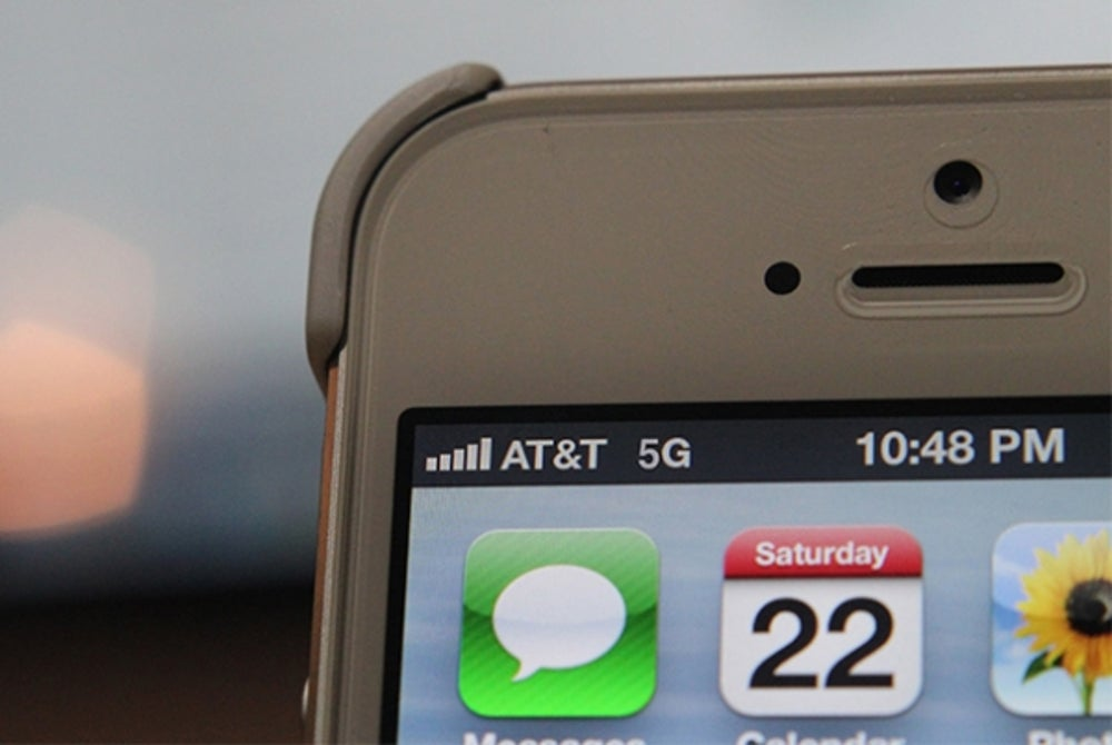 Your cell phone is going to get a whole lot faster.