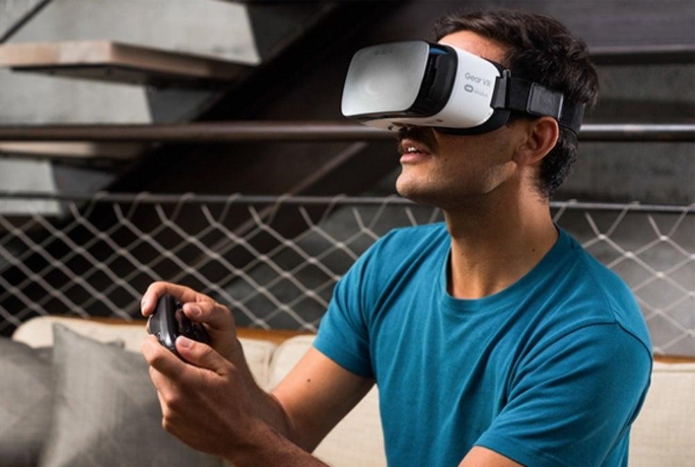 4. Gear VR