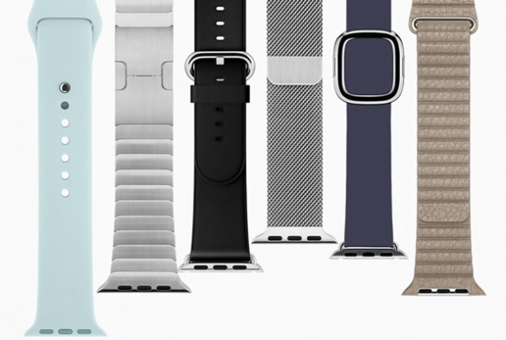 4. Apple Watch bands