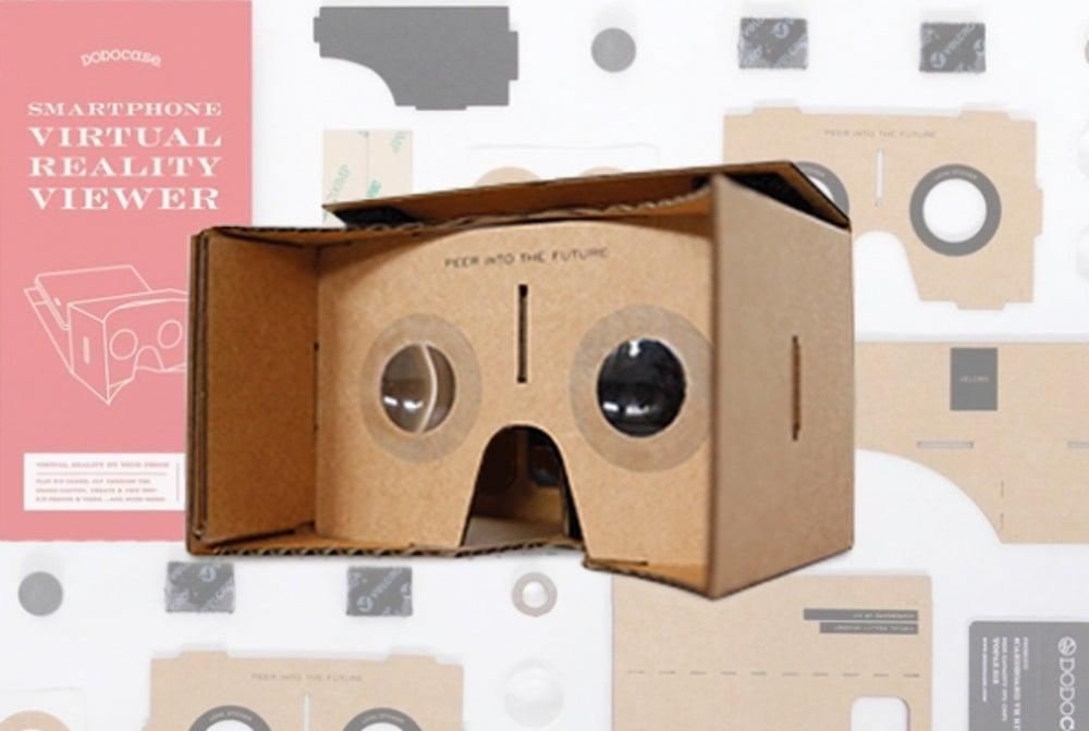 9. Dodocase Google Cardboard