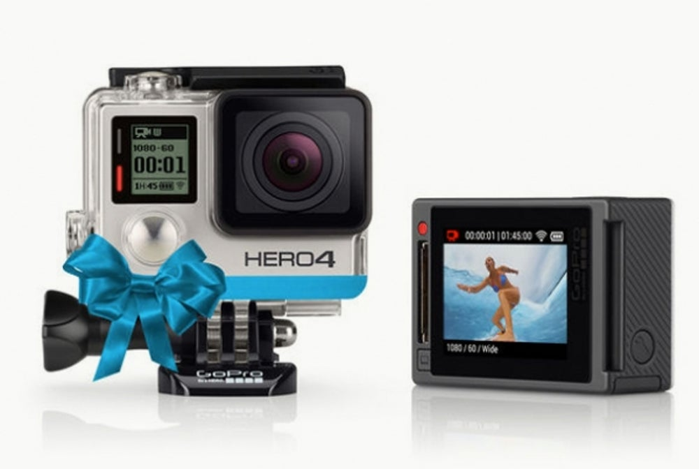 7. GoPro Hero4