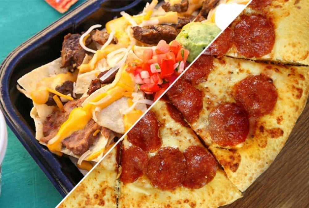 TacoHut Pizza